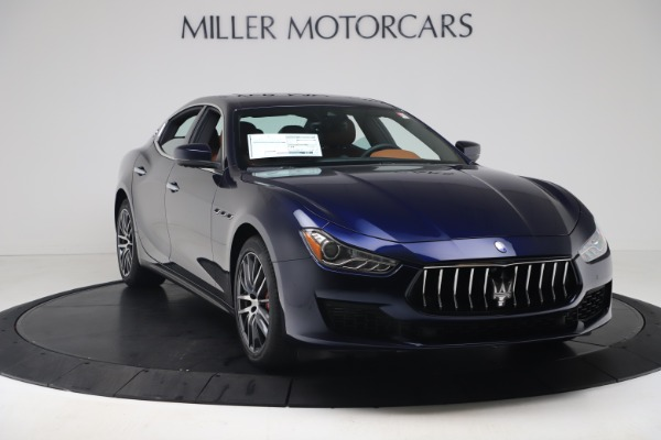 New 2020 Maserati Ghibli S Q4 for sale $85,535 at Bugatti of Greenwich in Greenwich CT 06830 11