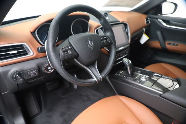 New 2020 Maserati Ghibli S Q4 for sale $85,535 at Bugatti of Greenwich in Greenwich CT 06830 13