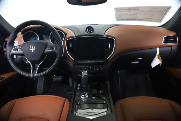 New 2020 Maserati Ghibli S Q4 for sale $85,535 at Bugatti of Greenwich in Greenwich CT 06830 16