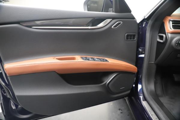 New 2020 Maserati Ghibli S Q4 for sale $85,535 at Bugatti of Greenwich in Greenwich CT 06830 17