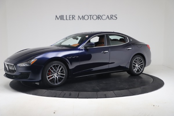 New 2020 Maserati Ghibli S Q4 for sale $85,535 at Bugatti of Greenwich in Greenwich CT 06830 2
