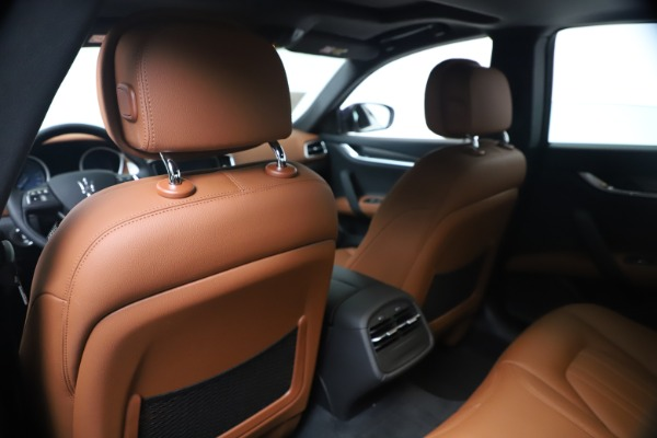 New 2020 Maserati Ghibli S Q4 for sale $85,535 at Bugatti of Greenwich in Greenwich CT 06830 20