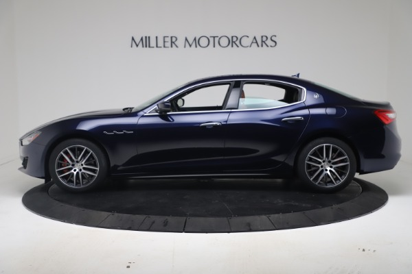 New 2020 Maserati Ghibli S Q4 for sale $85,535 at Bugatti of Greenwich in Greenwich CT 06830 3