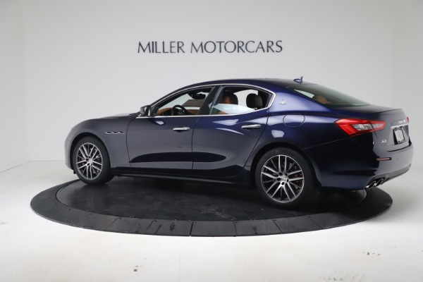 New 2020 Maserati Ghibli S Q4 for sale $85,535 at Bugatti of Greenwich in Greenwich CT 06830 4