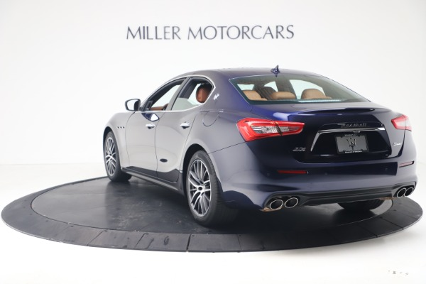 New 2020 Maserati Ghibli S Q4 for sale $85,535 at Bugatti of Greenwich in Greenwich CT 06830 5