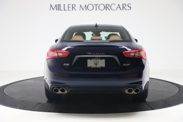 New 2020 Maserati Ghibli S Q4 for sale $85,535 at Bugatti of Greenwich in Greenwich CT 06830 6