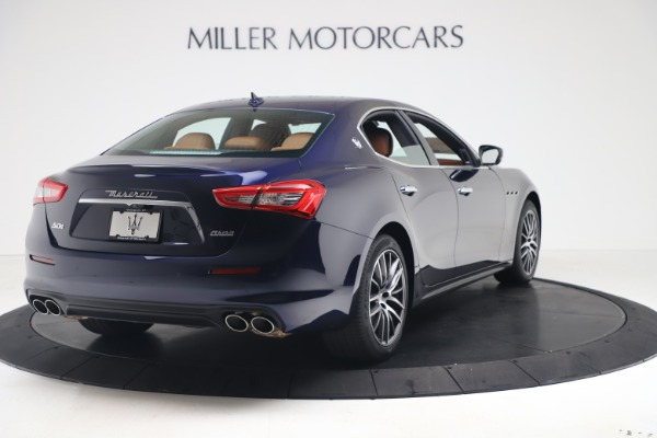 New 2020 Maserati Ghibli S Q4 for sale $85,535 at Bugatti of Greenwich in Greenwich CT 06830 7