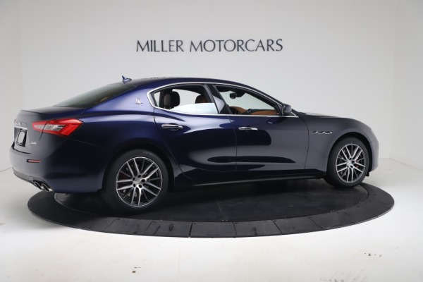 New 2020 Maserati Ghibli S Q4 for sale $85,535 at Bugatti of Greenwich in Greenwich CT 06830 8