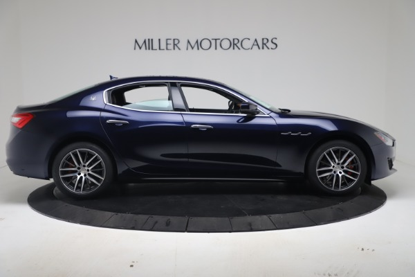 New 2020 Maserati Ghibli S Q4 for sale $85,535 at Bugatti of Greenwich in Greenwich CT 06830 9