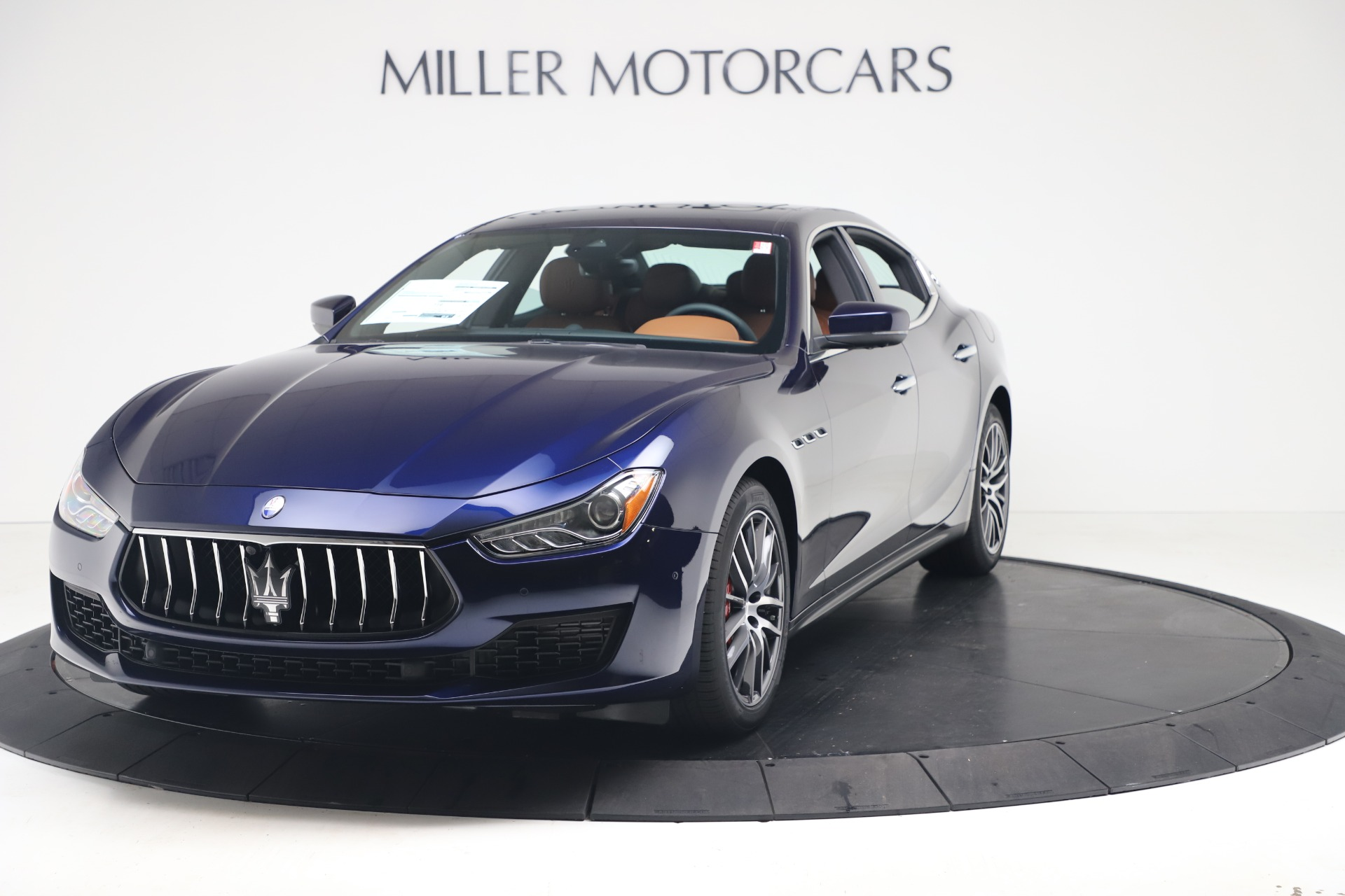 New 2020 Maserati Ghibli S Q4 for sale $85,535 at Bugatti of Greenwich in Greenwich CT 06830 1