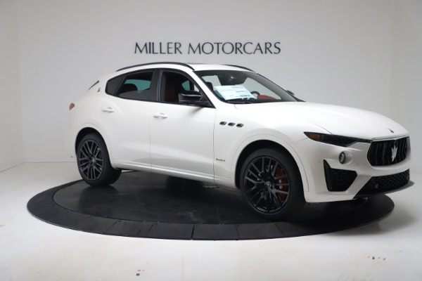 New 2020 Maserati Levante S Q4 GranSport for sale $104,485 at Bugatti of Greenwich in Greenwich CT 06830 10
