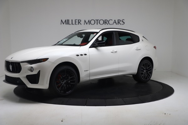 New 2020 Maserati Levante S Q4 GranSport for sale $104,485 at Bugatti of Greenwich in Greenwich CT 06830 2