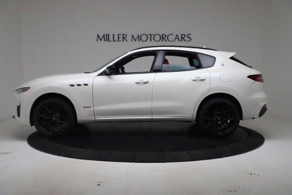 New 2020 Maserati Levante S Q4 GranSport for sale $104,485 at Bugatti of Greenwich in Greenwich CT 06830 3