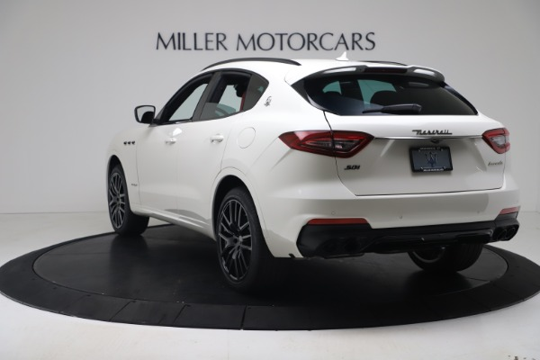 New 2020 Maserati Levante S Q4 GranSport for sale $104,485 at Bugatti of Greenwich in Greenwich CT 06830 5