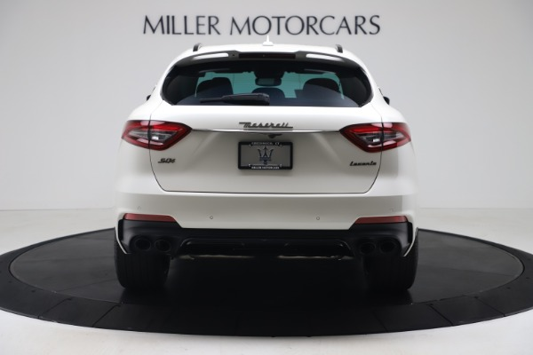 New 2020 Maserati Levante S Q4 GranSport for sale $104,485 at Bugatti of Greenwich in Greenwich CT 06830 6
