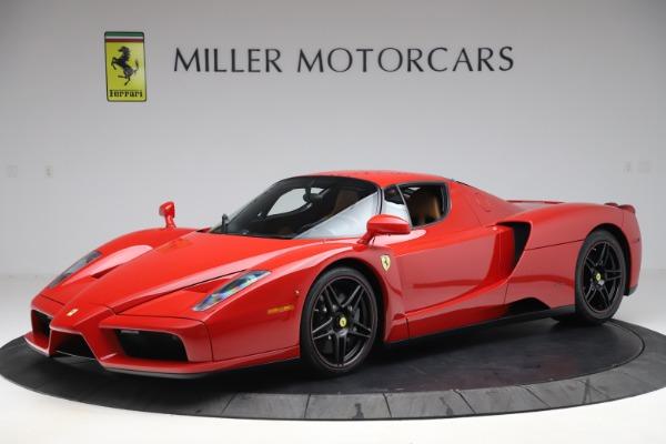 Used 2003 Ferrari Enzo for sale Call for price at Bugatti of Greenwich in Greenwich CT 06830 2