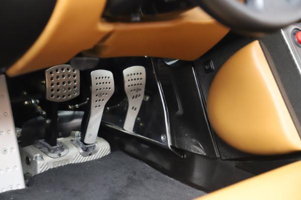 Used 2003 Ferrari Enzo for sale Call for price at Bugatti of Greenwich in Greenwich CT 06830 21