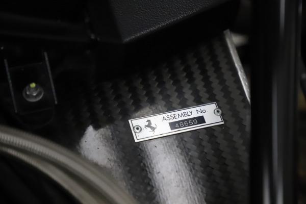 Used 2003 Ferrari Enzo for sale Call for price at Bugatti of Greenwich in Greenwich CT 06830 25