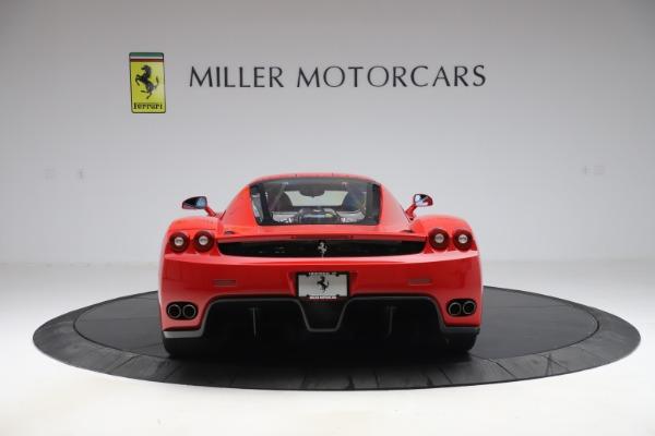 Used 2003 Ferrari Enzo for sale Call for price at Bugatti of Greenwich in Greenwich CT 06830 6