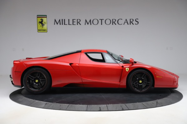 Used 2003 Ferrari Enzo for sale Call for price at Bugatti of Greenwich in Greenwich CT 06830 9