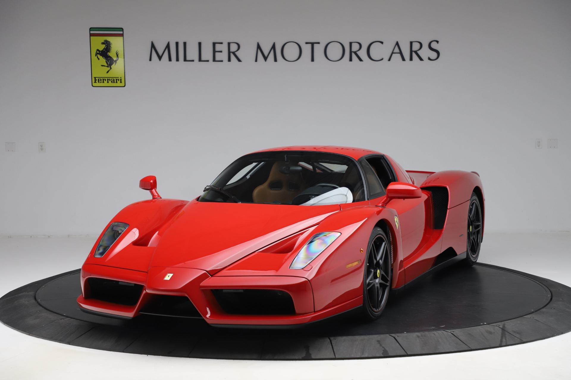 Used 2003 Ferrari Enzo for sale Call for price at Bugatti of Greenwich in Greenwich CT 06830 1
