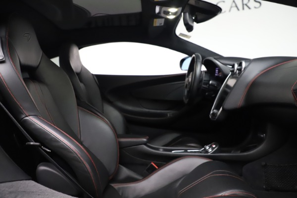 Used 2017 McLaren 570GT for sale Call for price at Bugatti of Greenwich in Greenwich CT 06830 13