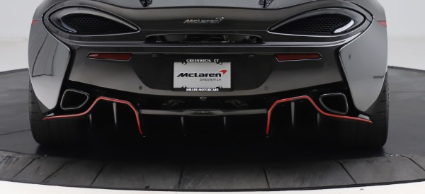 Used 2017 McLaren 570GT for sale Call for price at Bugatti of Greenwich in Greenwich CT 06830 17