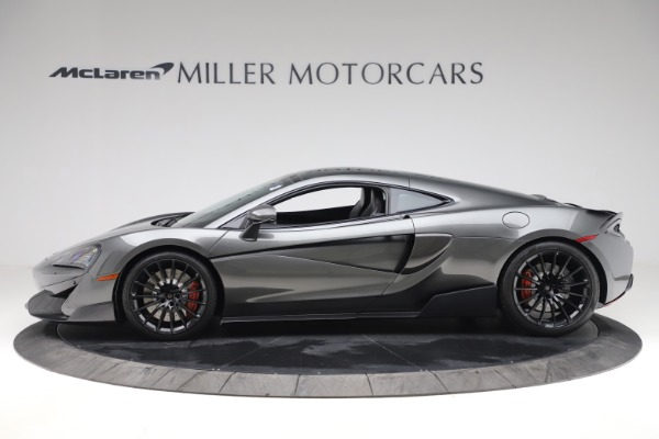Used 2017 McLaren 570GT for sale Call for price at Bugatti of Greenwich in Greenwich CT 06830 2