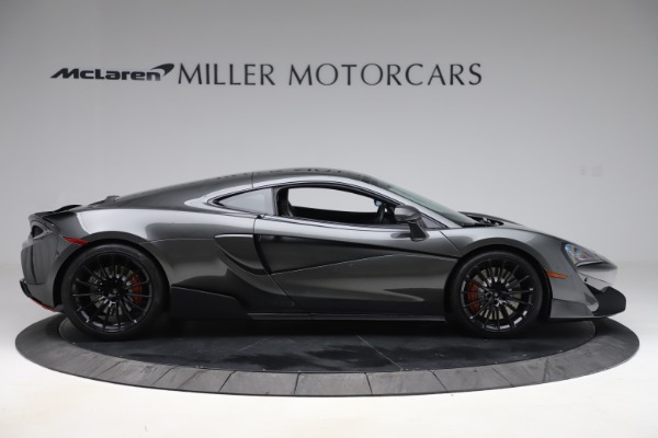 Used 2017 McLaren 570GT for sale Call for price at Bugatti of Greenwich in Greenwich CT 06830 3
