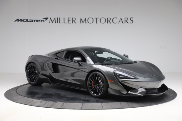 Used 2017 McLaren 570GT for sale Call for price at Bugatti of Greenwich in Greenwich CT 06830 4