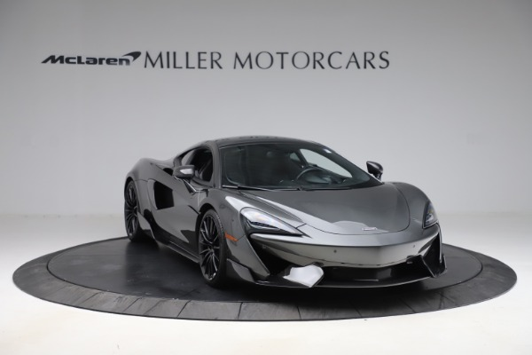 Used 2017 McLaren 570GT for sale Call for price at Bugatti of Greenwich in Greenwich CT 06830 5