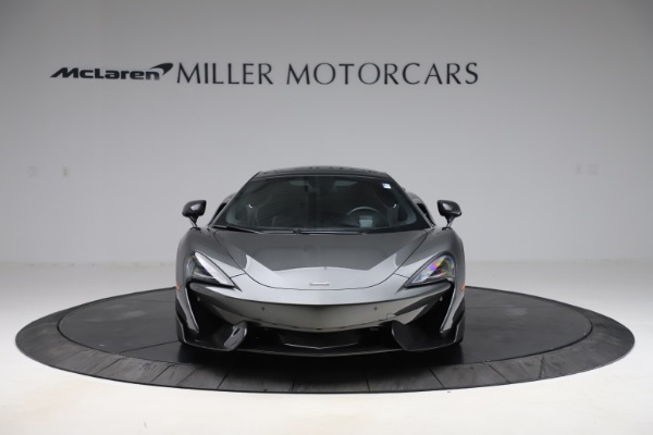 Used 2017 McLaren 570GT for sale Call for price at Bugatti of Greenwich in Greenwich CT 06830 6