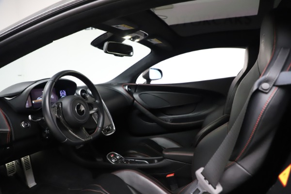 Used 2017 McLaren 570GT for sale Call for price at Bugatti of Greenwich in Greenwich CT 06830 9