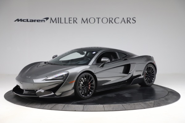 Used 2017 McLaren 570GT for sale Call for price at Bugatti of Greenwich in Greenwich CT 06830 1