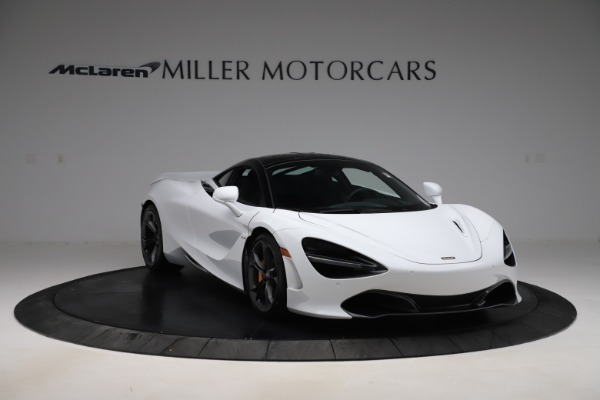 New 2020 McLaren 720S Coupe for sale $327,370 at Bugatti of Greenwich in Greenwich CT 06830 10