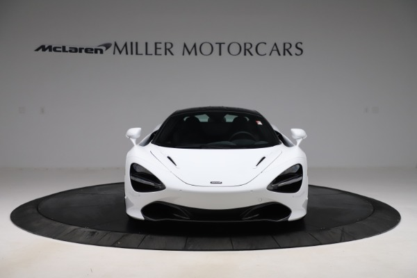 New 2020 McLaren 720S Coupe for sale $327,370 at Bugatti of Greenwich in Greenwich CT 06830 11
