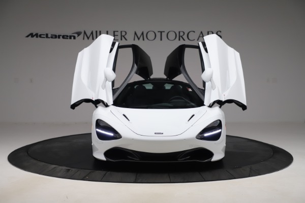New 2020 McLaren 720S Coupe for sale $327,370 at Bugatti of Greenwich in Greenwich CT 06830 12