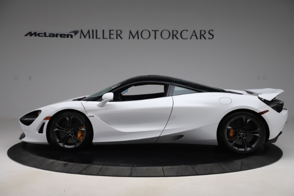 New 2020 McLaren 720S Coupe for sale $327,370 at Bugatti of Greenwich in Greenwich CT 06830 2