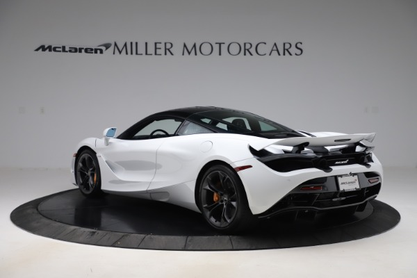 New 2020 McLaren 720S Coupe for sale $327,370 at Bugatti of Greenwich in Greenwich CT 06830 3