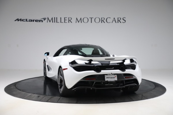New 2020 McLaren 720S Coupe for sale $327,370 at Bugatti of Greenwich in Greenwich CT 06830 4