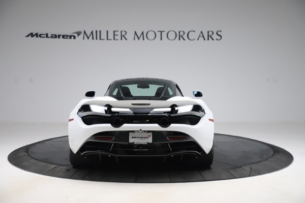 New 2020 McLaren 720S Coupe for sale $327,370 at Bugatti of Greenwich in Greenwich CT 06830 5