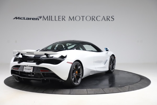 New 2020 McLaren 720S Coupe for sale $327,370 at Bugatti of Greenwich in Greenwich CT 06830 6