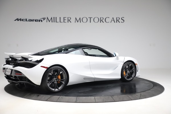 New 2020 McLaren 720S Coupe for sale $327,370 at Bugatti of Greenwich in Greenwich CT 06830 7