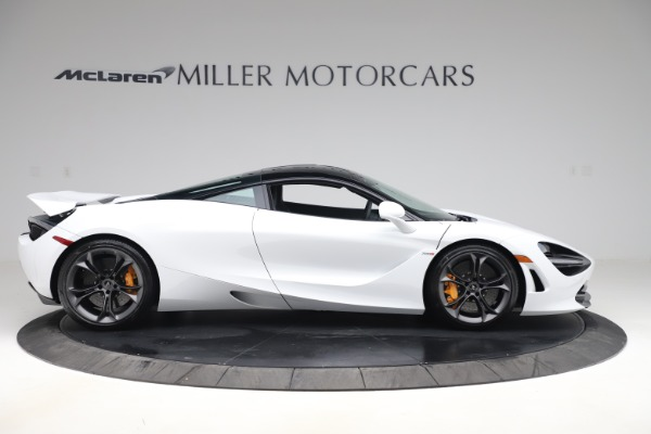 New 2020 McLaren 720S Coupe for sale $327,370 at Bugatti of Greenwich in Greenwich CT 06830 8