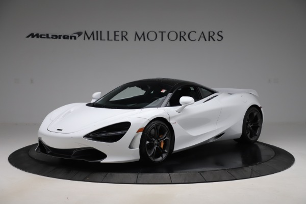 New 2020 McLaren 720S Coupe for sale $327,370 at Bugatti of Greenwich in Greenwich CT 06830 1