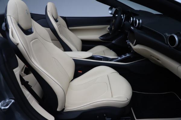 Used 2019 Ferrari Portofino for sale Sold at Bugatti of Greenwich in Greenwich CT 06830 25