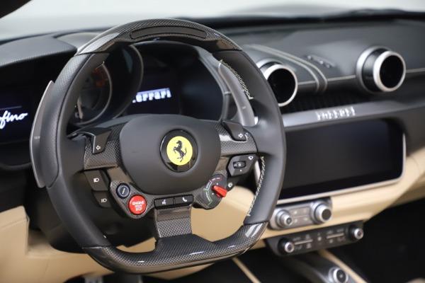 Used 2019 Ferrari Portofino for sale Sold at Bugatti of Greenwich in Greenwich CT 06830 27