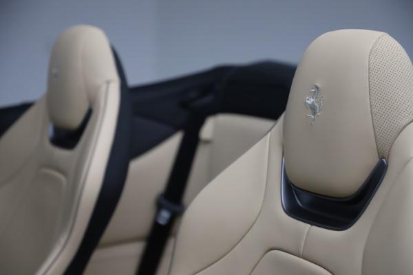 Used 2019 Ferrari Portofino for sale Sold at Bugatti of Greenwich in Greenwich CT 06830 28