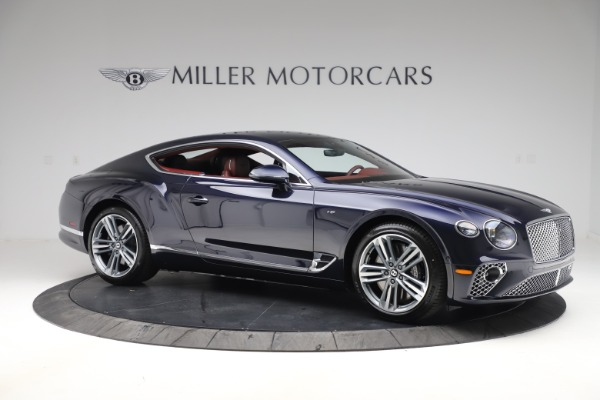 New 2020 Bentley Continental GT V8 for sale $242,250 at Bugatti of Greenwich in Greenwich CT 06830 10