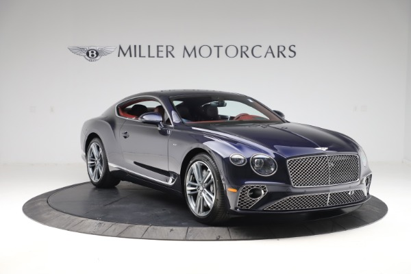 New 2020 Bentley Continental GT V8 for sale $242,250 at Bugatti of Greenwich in Greenwich CT 06830 11